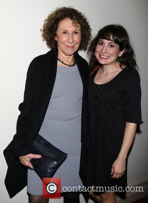 Rhea Perlman and Lucy Devito 9