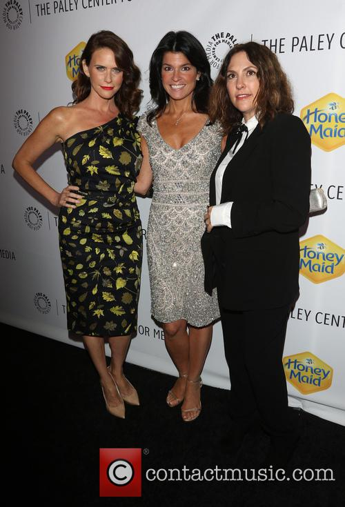 Amy Landecker, Maureen J. Reidy and Jill Soloway 3