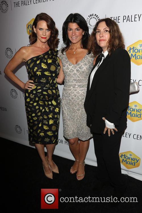 Amy Landecker, Maureen J. Reidy and Jill Soloway 5