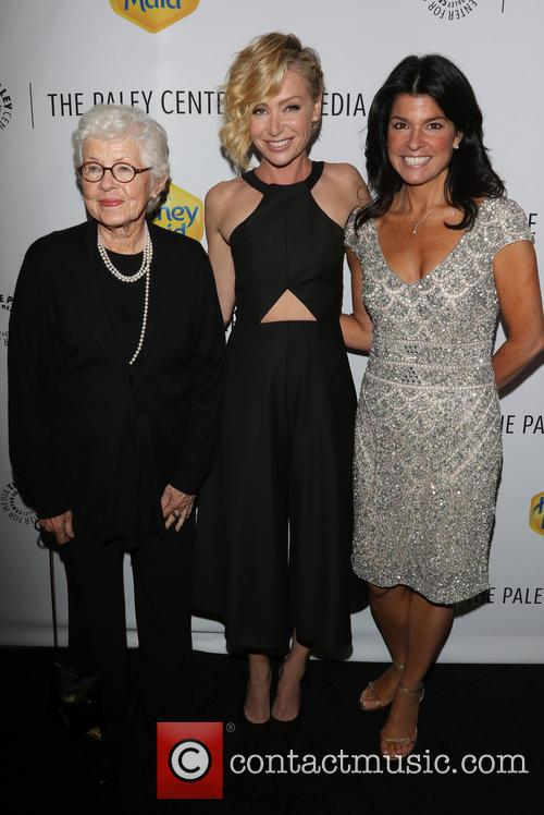 Betty Degeneres, Portia De Rossi and Maureen J. Reidy 5