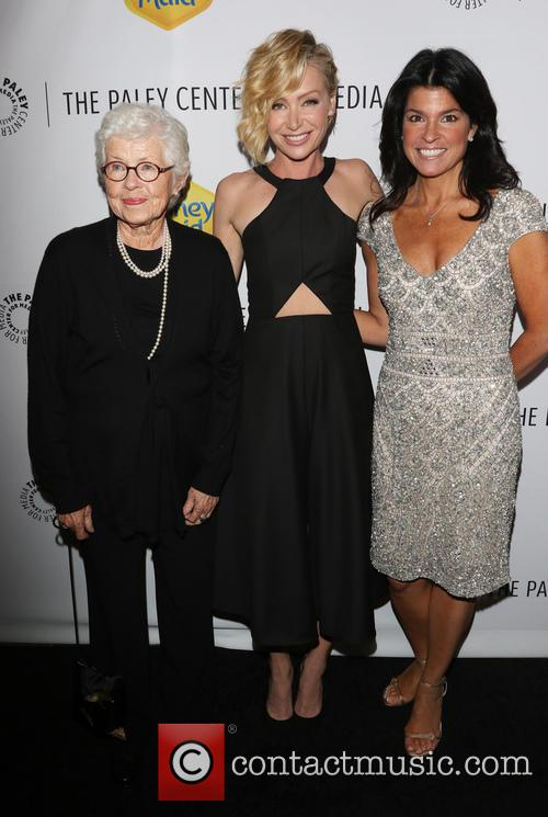 Betty Degeneres, Portia De Rossi and Maureen J. Reidy 6