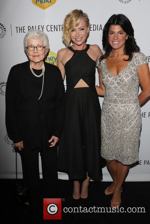 Betty Degeneres, Portia De Rossi and Maureen J. Reidy 7