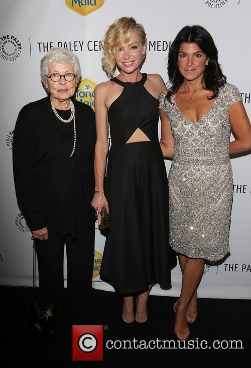 Betty Degeneres, Portia De Rossi and Maureen J. Reidy 8