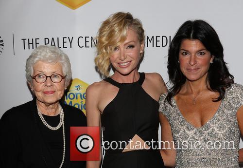 Betty Degeneres, Portia De Rossi and Maureen J. Reidy 1