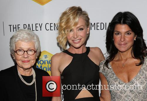 Betty Degeneres, Portia De Rossi and Maureen J. Reidy 10