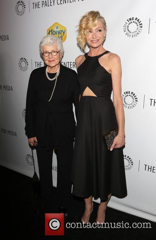 Betty Degeneres and Portia De Rossi 2