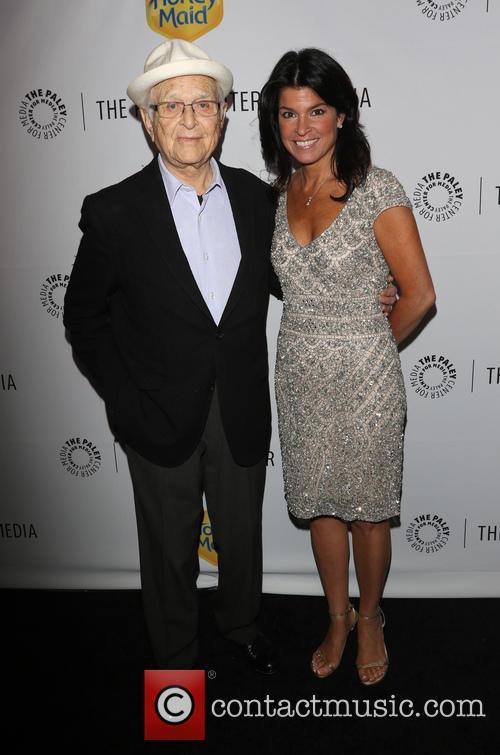 Norman Lear and Maureen J. Reidy 3