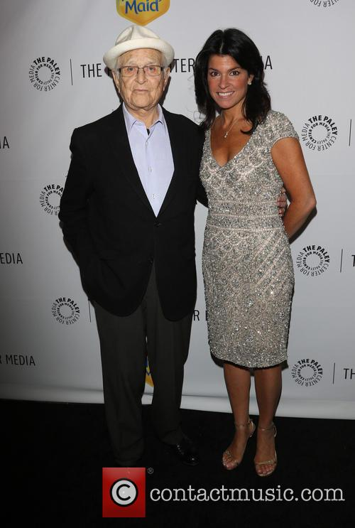 Norman Lear and Maureen J. Reidy 4