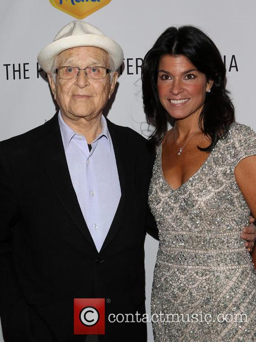 Norman Lear and Maureen J. Reidy 5