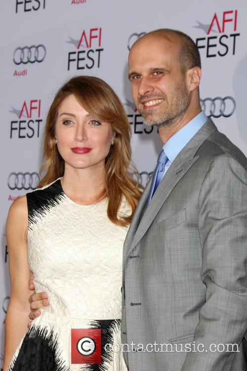 Sasha Alexander and Edoardo Ponti 6