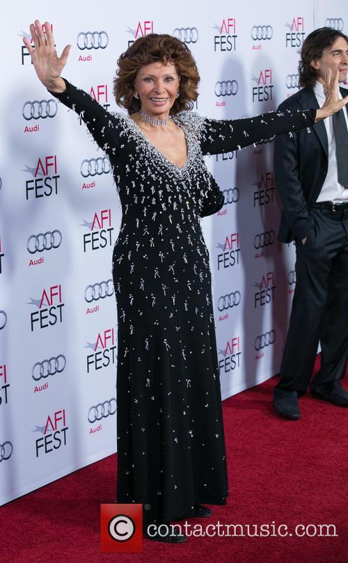 Sophia Loren and Carlo Ponti 5