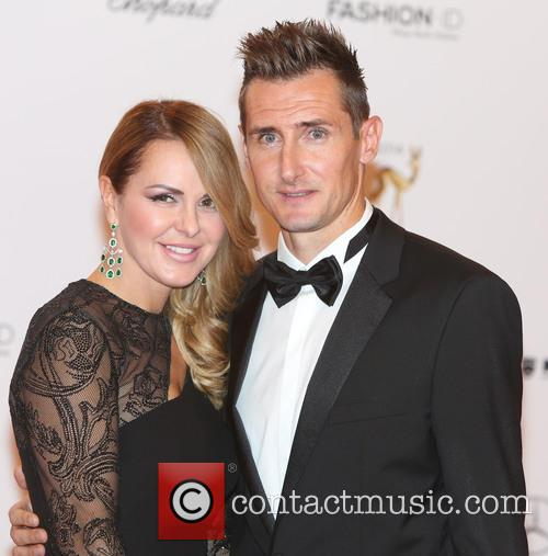 Sylwia Klose and Miroslav Klose 2
