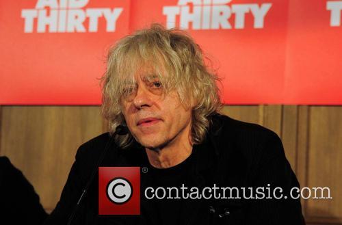 Sir Bob Geldof 4