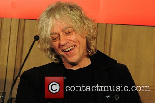 Sir Bob Geldof 5
