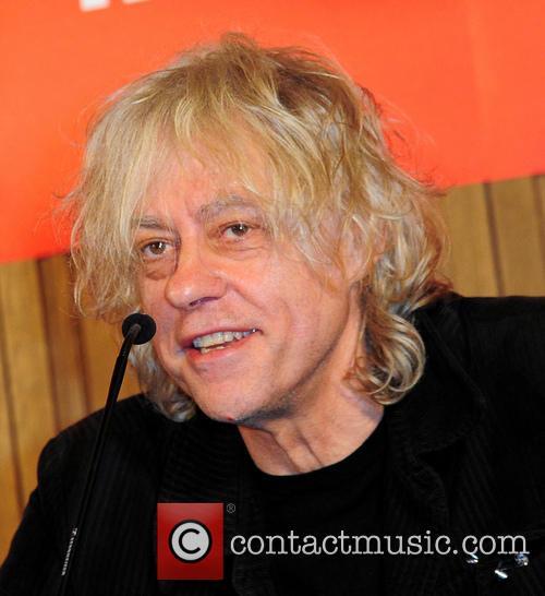 Sir Bob Geldof 8