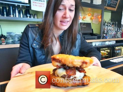 Twinkie Burger 1