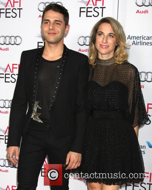 Xavier Dolan and Nancy Grant 3
