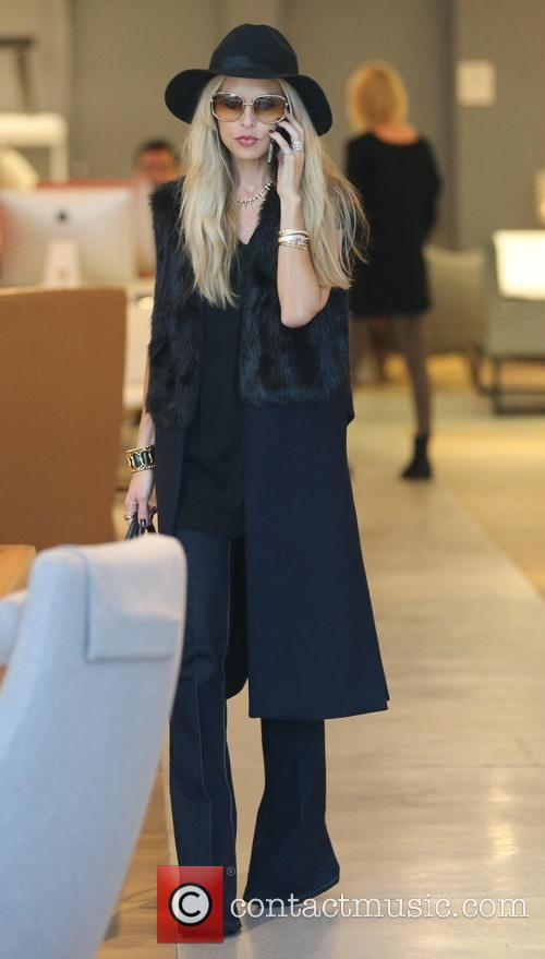 Rachel Zoe shops at Kitson Kids