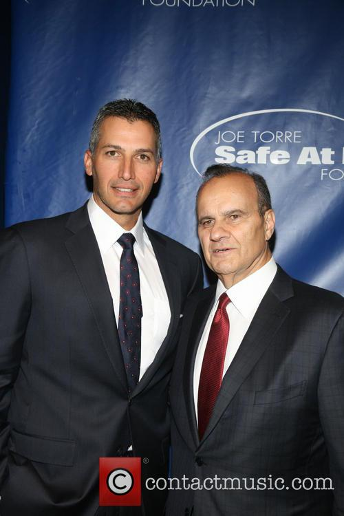 Andy Pettitte and Joe Torre 7