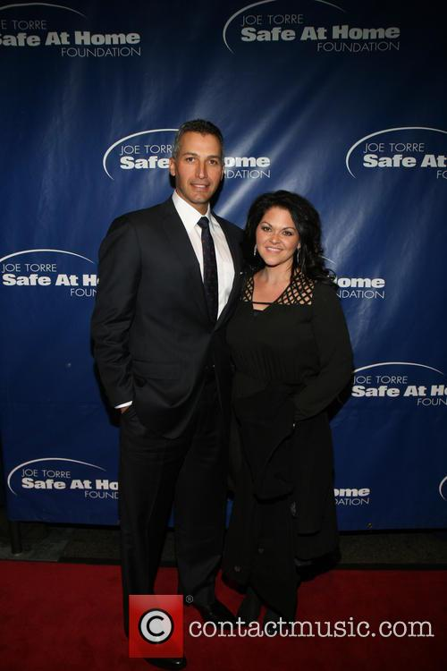 Andy Pettitte and Laura 2
