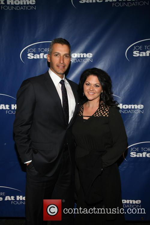 Andy Pettitte and Laura 3