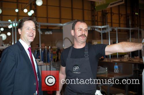 Nick Clegg and Glynn Purnell 2