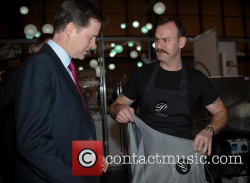 Nick Clegg and Glynn Purnell 4