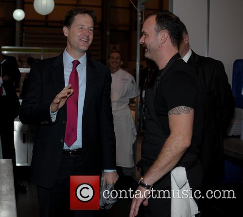 Nick Clegg and Glynn Purnell 9