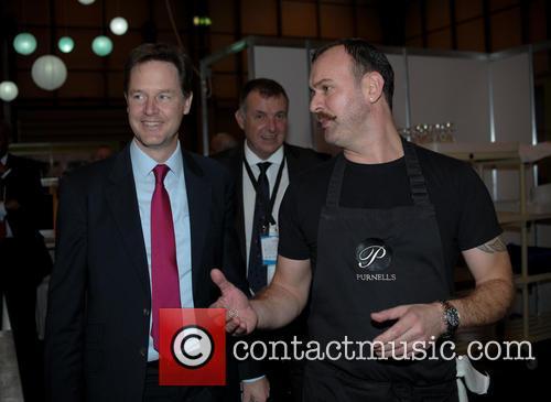 Nick Clegg and Glynn Purnell 10