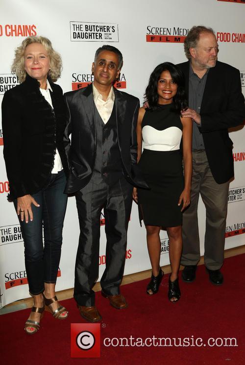 Suzanne Blech, Sanjay Rawal, Smriti Keshari and Hamilton Fish 2