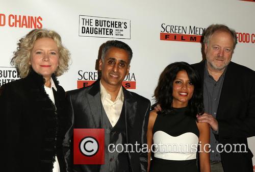 Suzanne Blech, Sanjay Rawal, Smriti Keshari and Hamilton Fish 1
