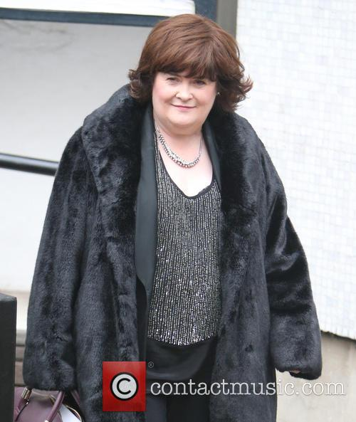 Susan Boyle Worries Fans After Shouting For Help At Airport