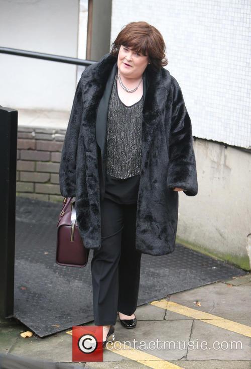 Susan Boyle 8