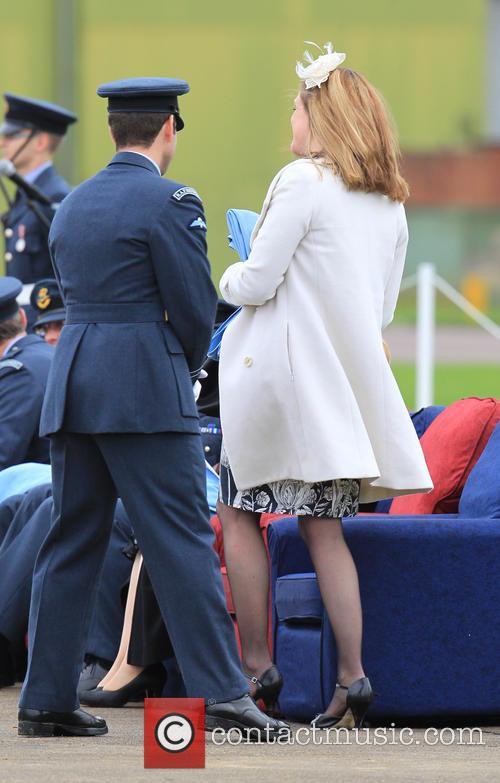 RAF Honington - Royal visit