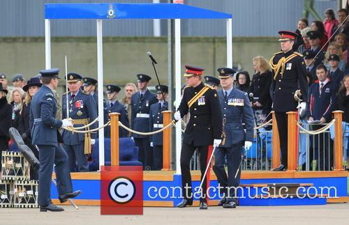 Prince Harry, Honorary Air Commandant and Raf Honington 10