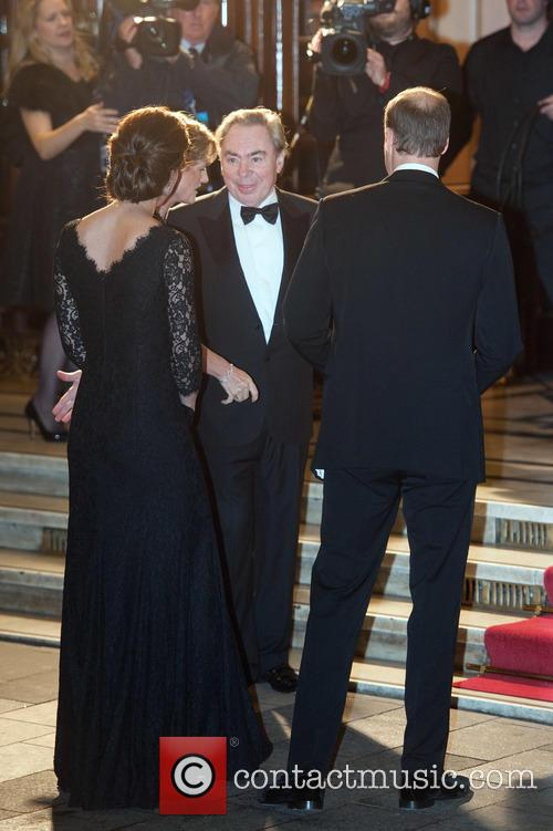 Royal Variety Arrivals