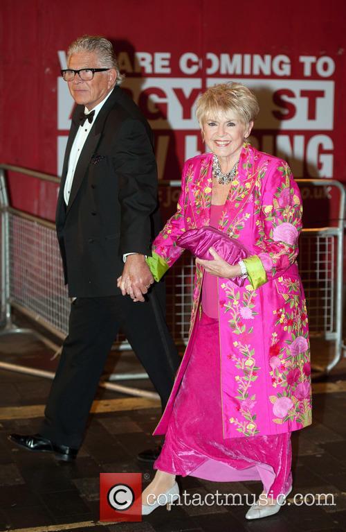 Royal Variety Arrivals