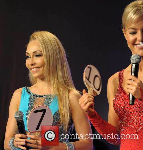 Iveta Lukosivte and Natalie Lowe 8