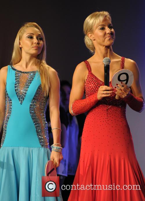 Iveta Lukosivte and Natalie Lowe 9