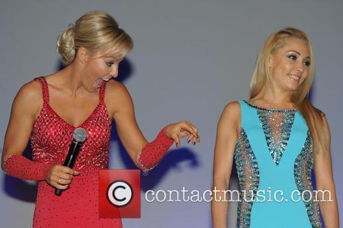 Natalie Lowe and Iveta Lukosivte 4