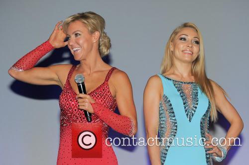 Natalie Lowe and Iveta Lukosivte 6