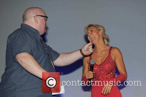 Pete Morgan and Natalie Lowe 1
