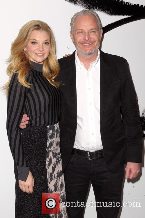 Natalie Dormer and Francis Lawrence 3