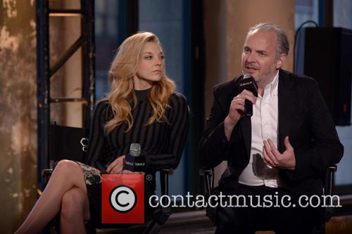 Natalie Dormer and Francis Lawrence 10