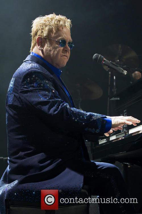 Sir Elton John 5
