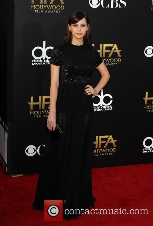 2014 Hollywood Film Awards - Arrivals
