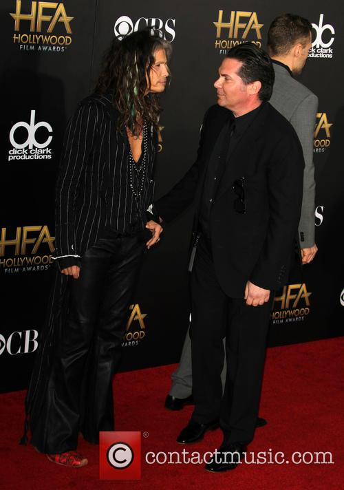 Steven Tyler and Andy Gelb 6