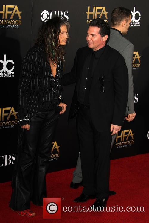 Steven Tyler and Andy Gelb 1