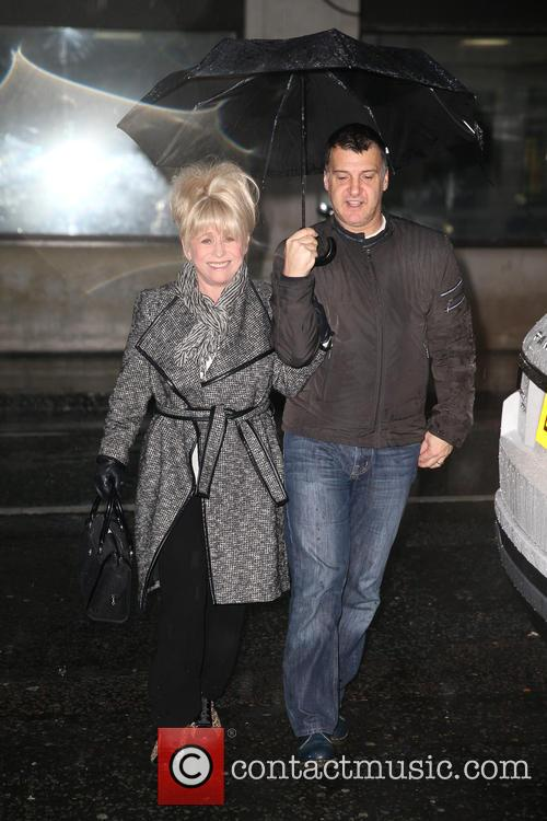 Barbara Windsor and Scott Mitchell 1