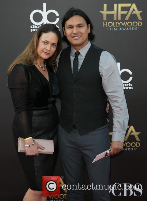 Adam Beach and Guest 3